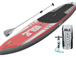ISLE-Airtech-12'6-Touring-Inflatable-SUP-Review