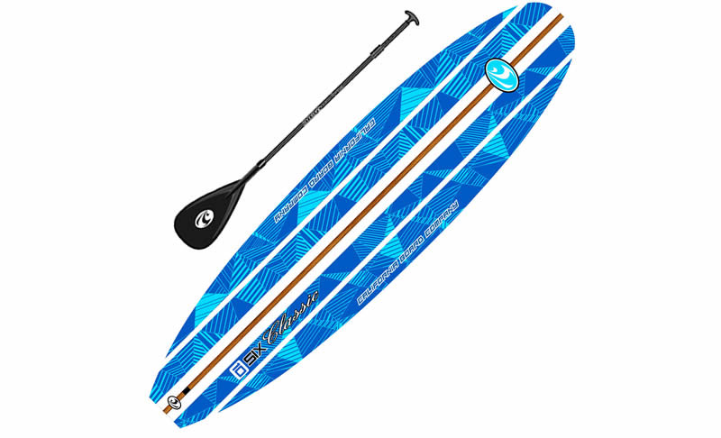 Keeper Sports Stand Up Paddle Board Review