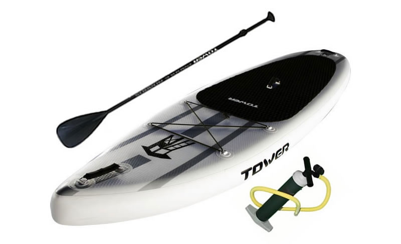 Tower Adventurer 2 Inflatable SUP Review