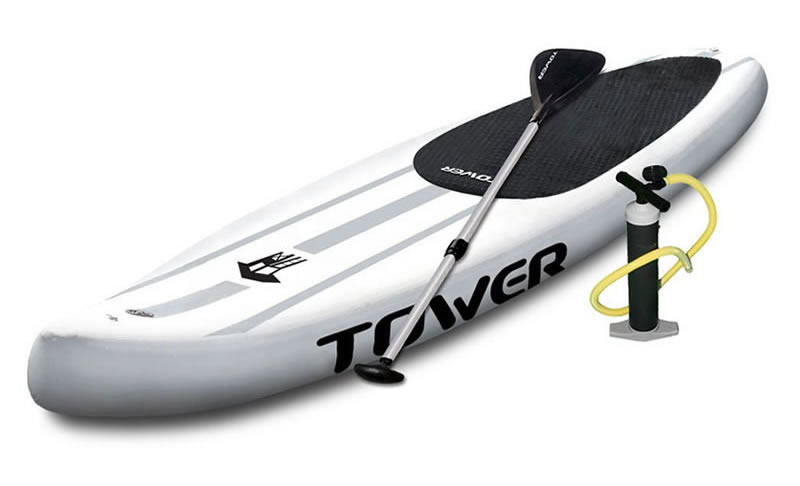 Tower Xplorer 14′ Inflatable SUP Review