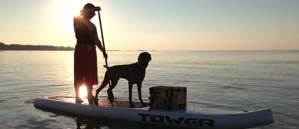 Tower-Xplorer-Stand-Up-Paddle-Board-Overall-Rating