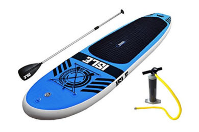 Isle-10ft-Inflatable-Stand-Up-Paddle-Board-with-Pump-and-3-Piece-Adjustable-Travel-Paddle
